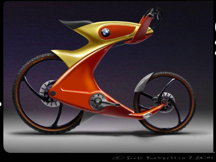 BMW future bike