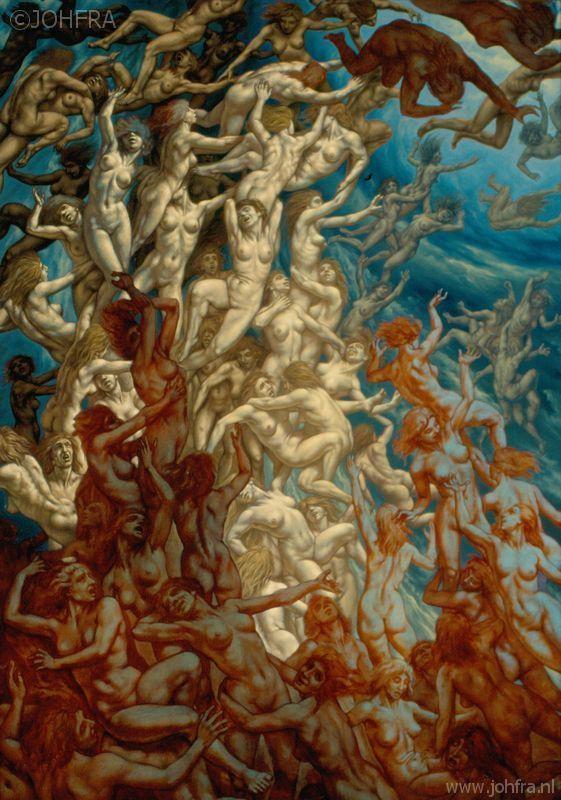 Johfra Bosschart - Heksensabbat (1998) | Artist - Johfra ...