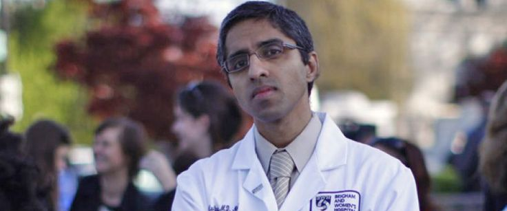"""Pres. Obama's new Surgeon General, Dr. Vivek Murthy, appears to support the use of cannabis for medicinal purposes. """"My position is we have to see what the science tells us about the efficacy of marijuana,"""" he says."""