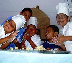Lecturas Infantiles de Sallita: lecturas de comida