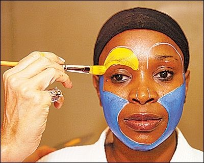rafiki lion king makeup - Google Search