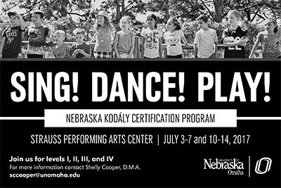 Graduate Programs | School of Music | University of Nebraska Omaha