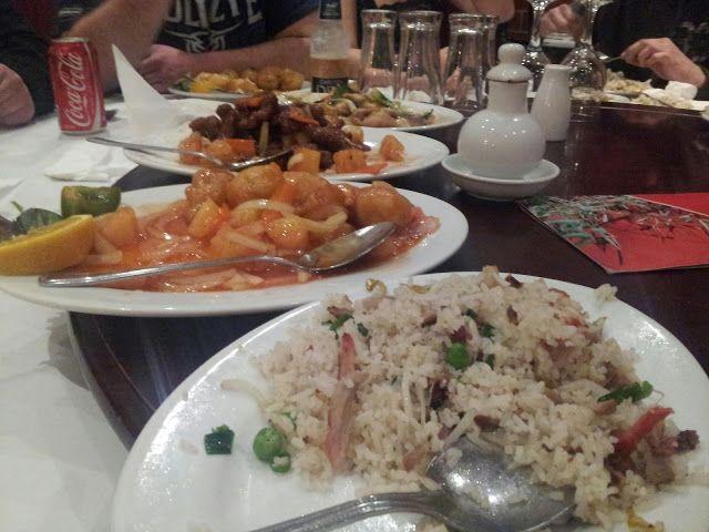 Nancy's Food Life: Korumburra Chinese