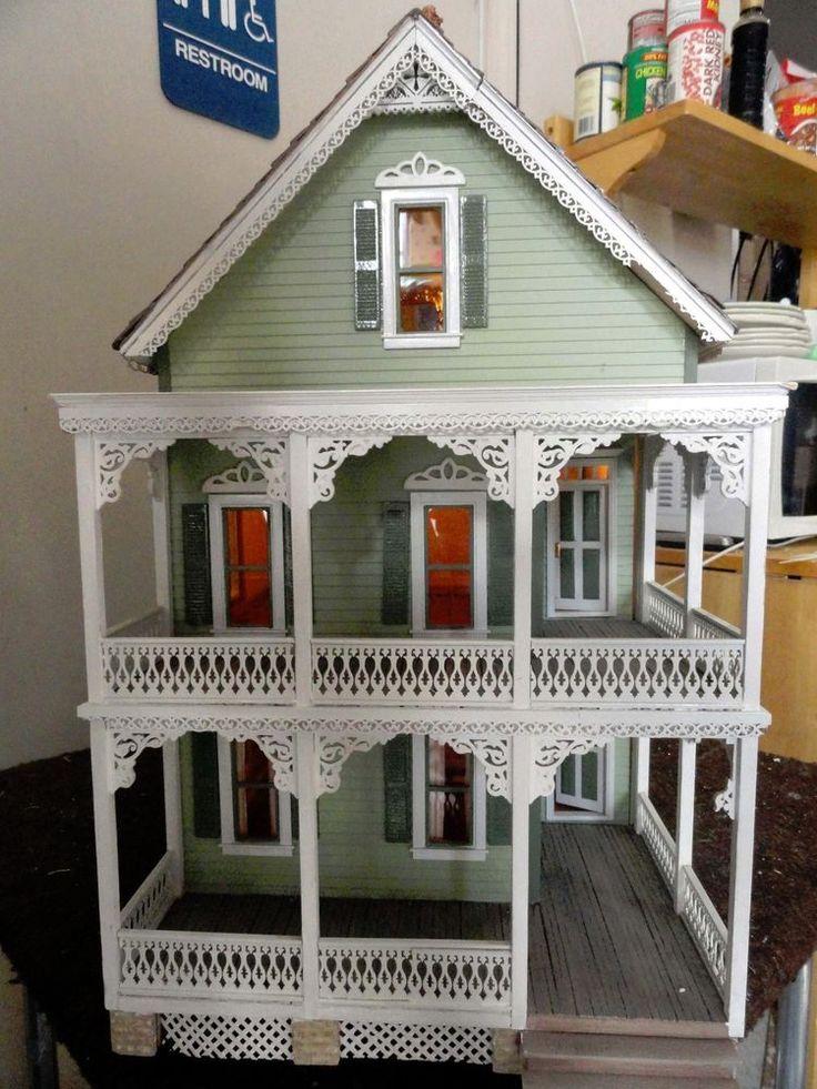 17 best images about dollhouses artistic unique on for Unique doll houses
