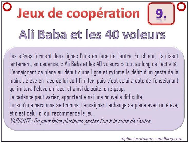 Jeux coopératifs (LaCatalane) 3                                                                                                                                                                                 Plus