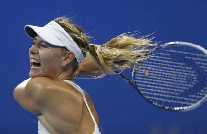 Scream if You Wanna Hit Harder! Maria Sharapova Wins Loud Contest Against Kuznetsova, Reaches Beijing Semifinals