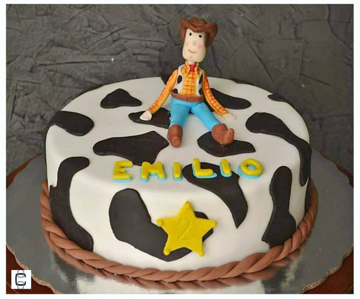 Ms de 25 ideas increbles sobre Pastel de woody en Pinterest