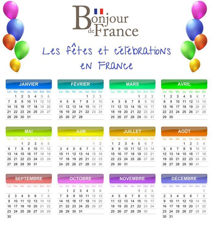 Connaissez-vous les fêtes et les célébrations françaises? Bonjour de France vous a préparé un exercice de civilisation.