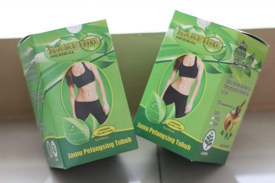 Cara Menurunkan Berat Badan Efektif dan Aman dengan jamu ramping herbal terbukti dan teruji