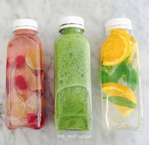 healthy juices, yum!