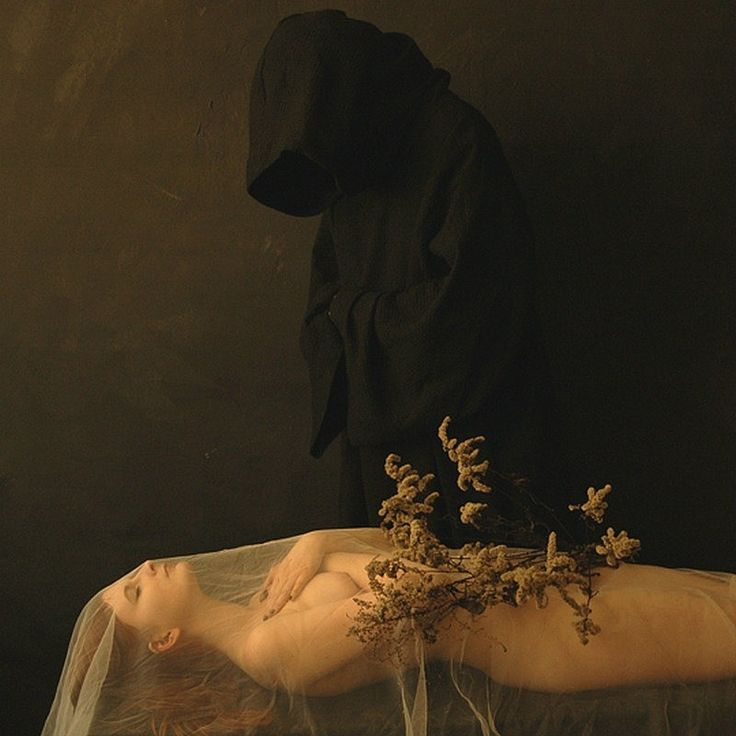 Death and the Maiden by Jaroslaw Datta.