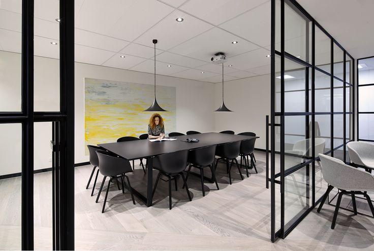 Rialto Commercial Office Fitout Boardroom