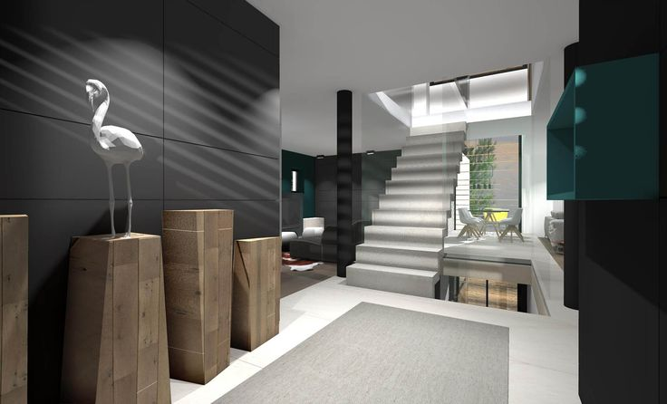 ToGu Architecture - Villa VEN – COTE BLEUE – FRANCE Conception d'une villa 290 m² Mission DPC Carry Le Rouet
