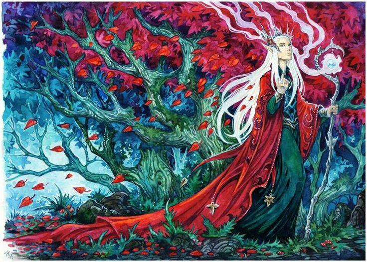 Risultati immagini per nuova mappa del Beleriand disegnata da Christopher Tolkien.