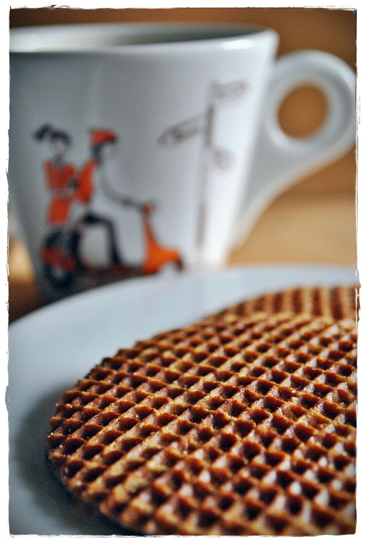 stroopwaffles....perfect with my coffee / tea