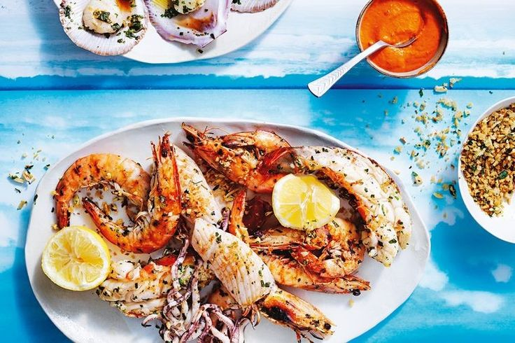 Entertain in style this summer with this gourmet platter of the best Australian seafood.