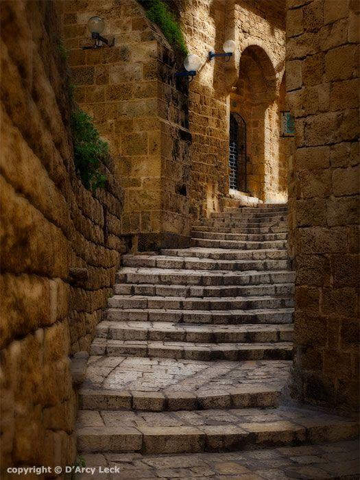 u0026quot stone stairs old jaffa u0026quot