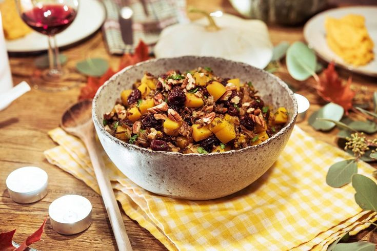 Deliciously Simple Thanksgiving Menu Ideas