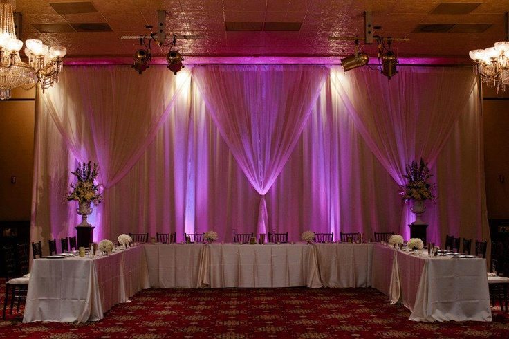 17 Best Ideas About Head Table Backdrop On Pinterest: 17 Best Images About 1930's Hollywood Glamour Wedding On