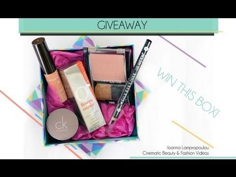 Giveaway   Open Internationally until July 26th
