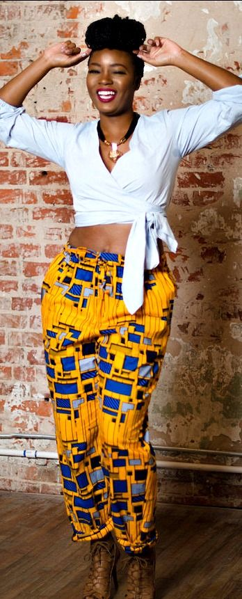 You'll want to wear these African print pants over and over again. The Ade pants are cut for a unisex fit that is slightly oversized for her, and a relaxed comfortable fit for him. African print pants, drawstring pants, ankara pants with pockets - The Ade Drawstring Pants.   Ankara | Dutch wax | Kente | Kitenge | Dashiki | African prints | Nigerian style | Ghanaian fashion | Senegal fashion | Kenya fashion | Nigerian fashion | Ankara crop top (affiliate)