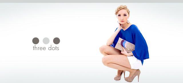 【楽天市場】Three Dots(スリードッツ) タンクトップ/ノースリーブ カットソー レディース ADOS001:ee-shopping