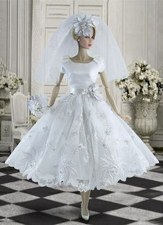 1950's wedding gowns: a collection of ideas to try about ...