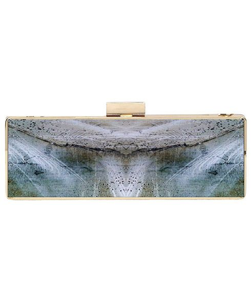 ekzyle.com - Paint Heather Offord Clutch, $125.00 (http://www.ekzyle.com/paint-heather-offord-clutch/)