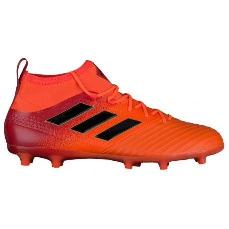 1e8eab6711182 Yeezy ACE 17.2 FG-Men s-Soccer-Shoes-Solar Orange Core Black Solar ...