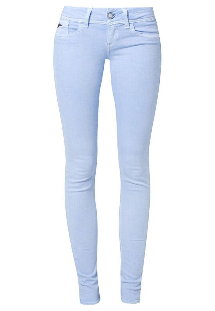 G-Star LYNN SKINNY COJ - Slim fit jeans - blå: http://zln.do/11sET6o