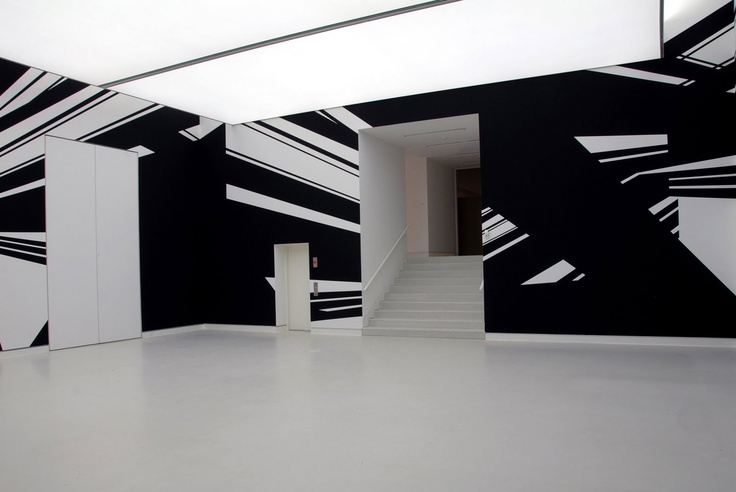 Spatial Form in Social and Aesthetic Processes: Concrete Geometries, AA, London: Concrete Geometry, Street Inspiration, Contemporary Art, Abs Chao, Christine Rusch