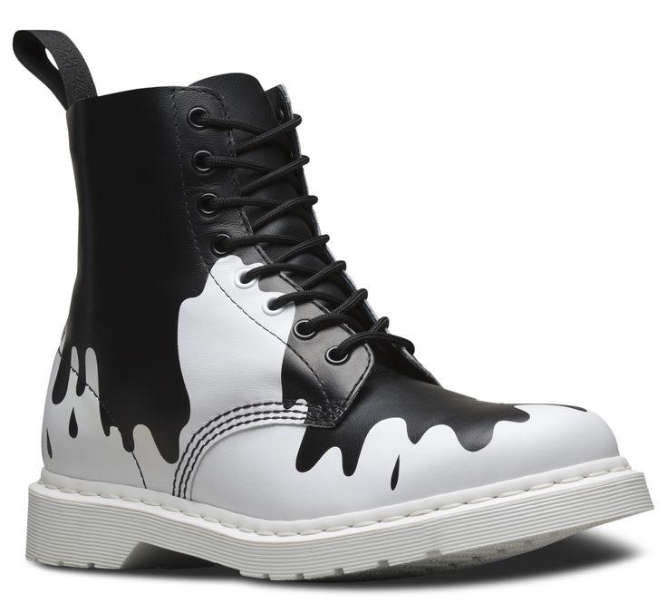 Darkness still gets stains- boots