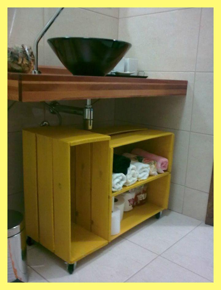 78 Best ideias sobre Organização Para Gaveta De Banheiro no Pinterest  Armaz -> Pia Banheiro Sustentavel