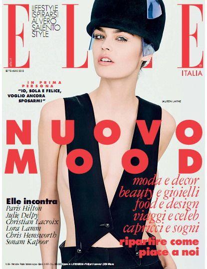 ELLE Italia - SETTEMBRE 2013