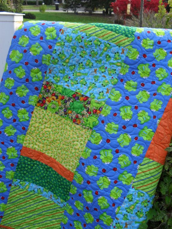 37 best Handmade Quilts for Sale images on Pinterest | Boy quilts ... : handmade quilts for sale etsy - Adamdwight.com