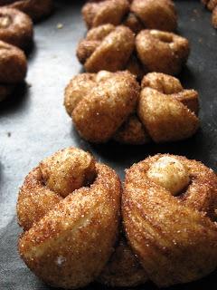 Cinnamon buns inside and out Part 2: Zeeuwse bolus