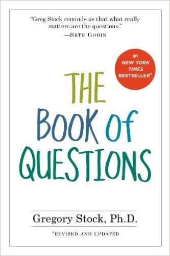 Amazon.fr - The Book of Questions - Gregory Stock - Livres