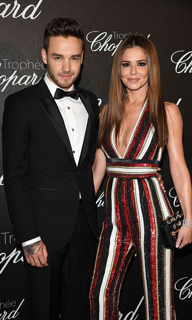 It was a date night in Cannes for Liam Payne and Cheryl Cole. The pair walked the carpet at the Chopard Trophy Ceremony.