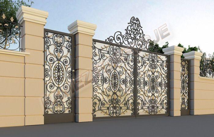 Wrought Iron Garden Gate Models Wrought Iron Garden Gates Wrought Iron Garden House Gate Design House Fence Design House Main Gates Design