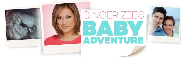 Follow Ginger Zee's Baby Blog here: http://abcn.ws/1LnfXd2