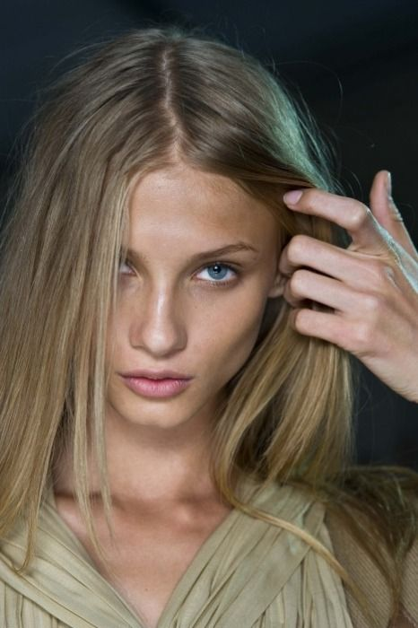 Anna Selezneva | Inspiration for Editorial Fashion Photographer Drew Denny #Selezneva