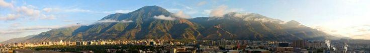 Fotografia panoramica del Cerro Avila, Caracas Venezuela. Autor: Raul Sojo Montes @kamonarte