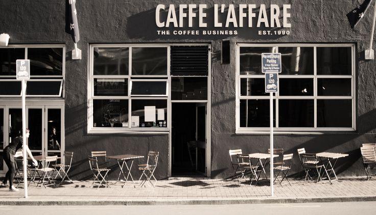 Wellington - The Larder, Mojo Waterfront, Caffe L'Affare, Beach Babylon, Punch Coffee Bar, Havana HQ, Olive Cafe, Flight Coffee Kiosk, Gypsy Kitchen, Joe's Garage, Floriditas, Fuel Espresso