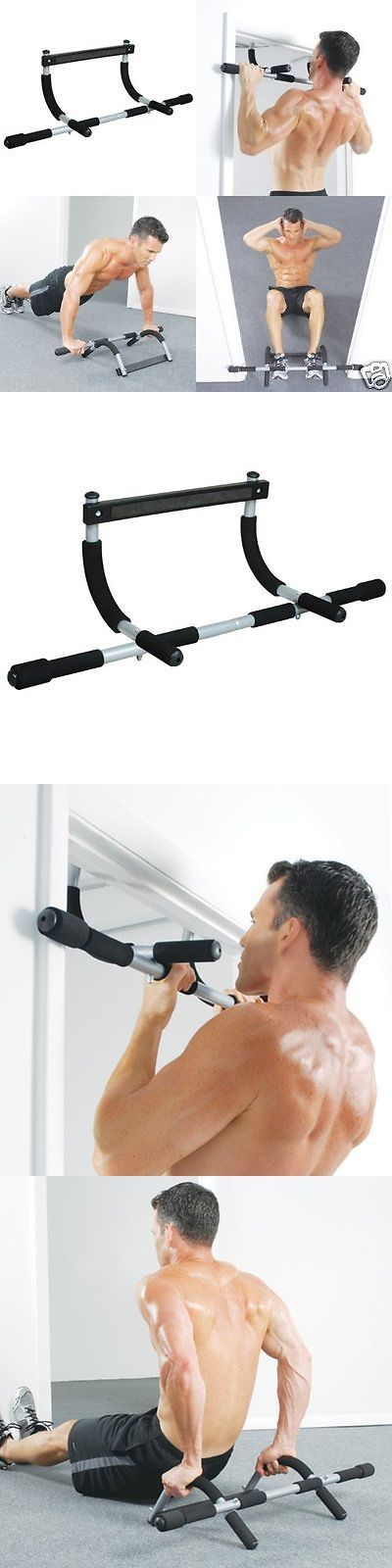 Pull Up Bars 179816: Iron Gym Total Upper Body Workout Bar Door Sport Pull Up Chin Fitness Training -> BUY IT NOW ONLY: $33.35 on eBay!
