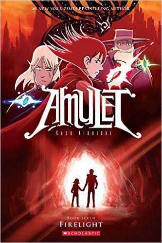 Download Firelight (Amulet #7) by Kazu Kibuishi Kindle, PDF, eBook, Firelight (Amulet #7) PDF