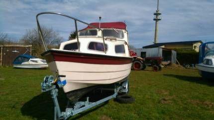 Kajütboot Mayland 550 /Motorboot /Trailer/Angelboot/Freizeitboot in Nordwestmecklenburg - Landkreis - Gadebusch   Gebrauchte Boote und Bootszubehör   eBay Kleinanzeigen