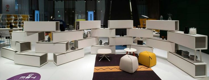 İlk kez #Orgatec2014'te sunulan #OpenWork temalı yeni ofis tasarımlarımızdan ilk kareler… | Here are some snapshots of our new office furniture designs that are launched within #OpenWork theme at #Orgatec2014.