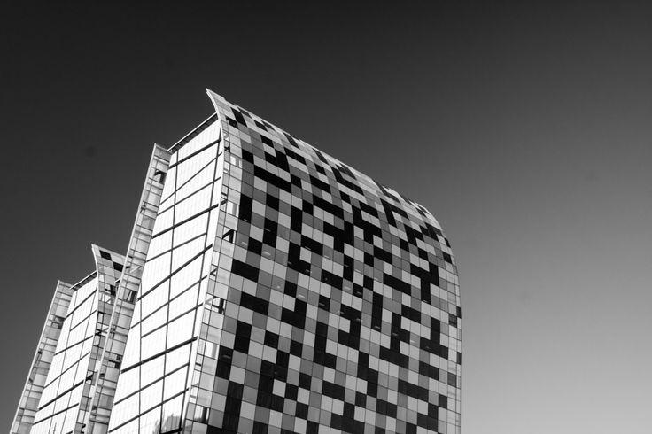 Towers in Sandton, Johannesburg
