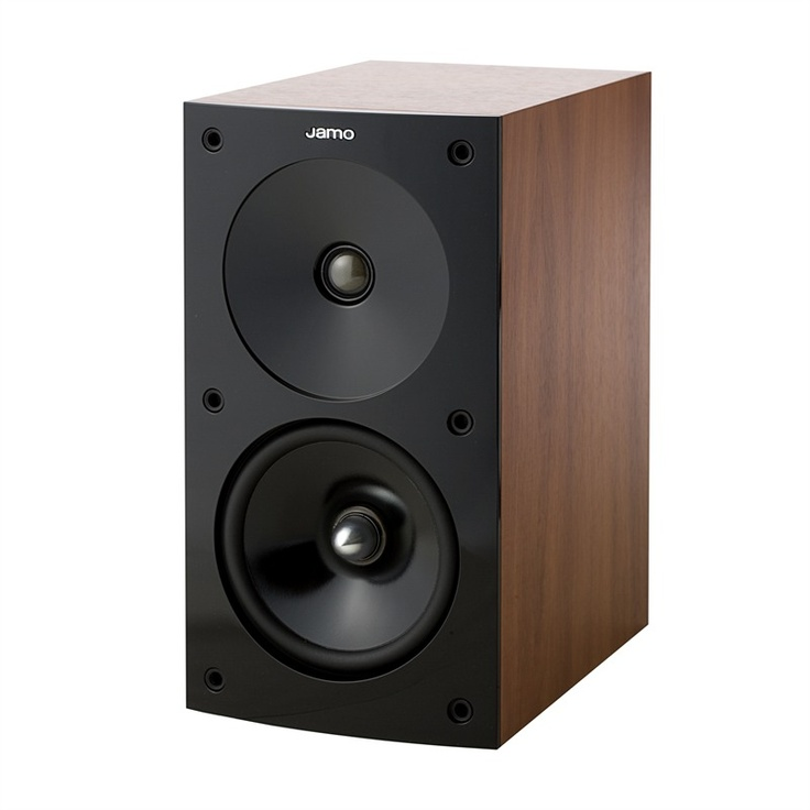 The S 604 is a welcome addition to the highly successful S 600 series of Jamo speakers. With a 25mm/1in soft-dome-tweeter and a very powerful 165mm6½in woofer the S 604 gives a very convincing performance in a package that is very modestly sized. Combine a pair of these with a Jamo subwoofer like the SUB 250 and you have a very potent, stylish system.