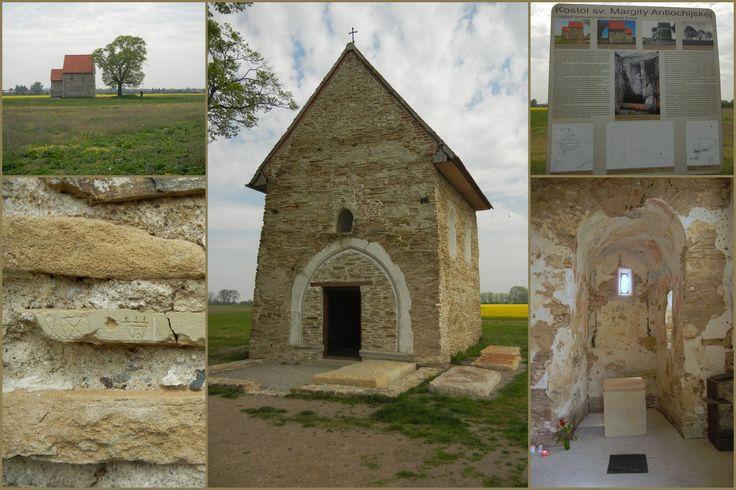 Kopčany: Kostel sv. Margity Antiochijské, nejstarší zachovalý kostel ve střední Evropě